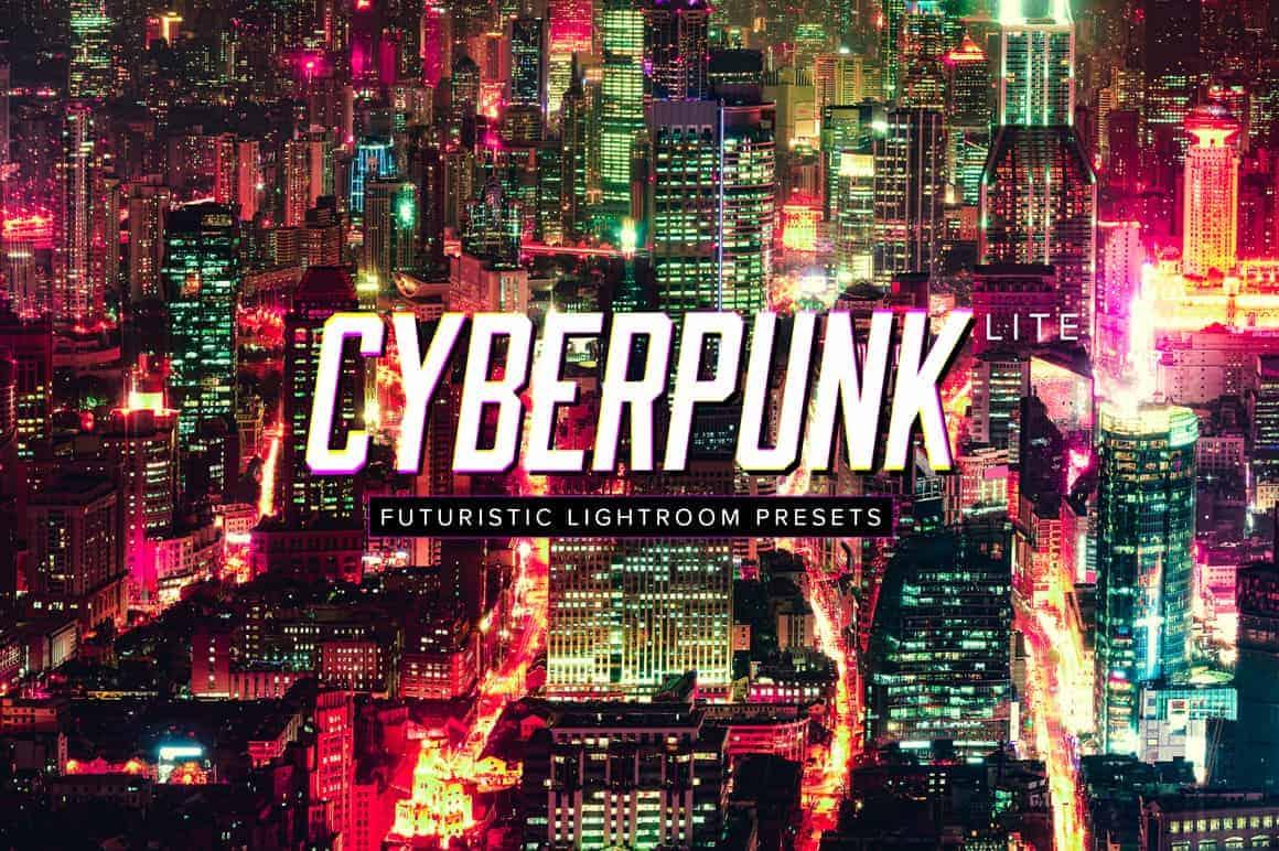 Free Cyberpunk Lightroom Presets