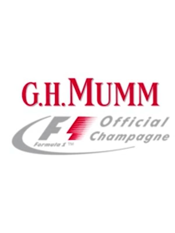Mumm Champagne @ Abu Dhabi Grand Prix