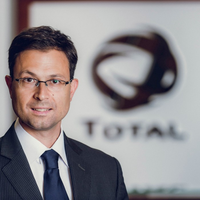 Total Global – Business Portrait