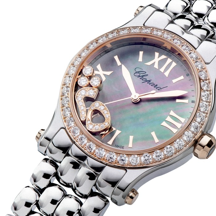 Chopard Watch Photography