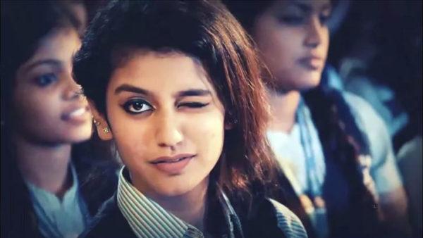 Priya Prakash eye blink girl photo gallery
