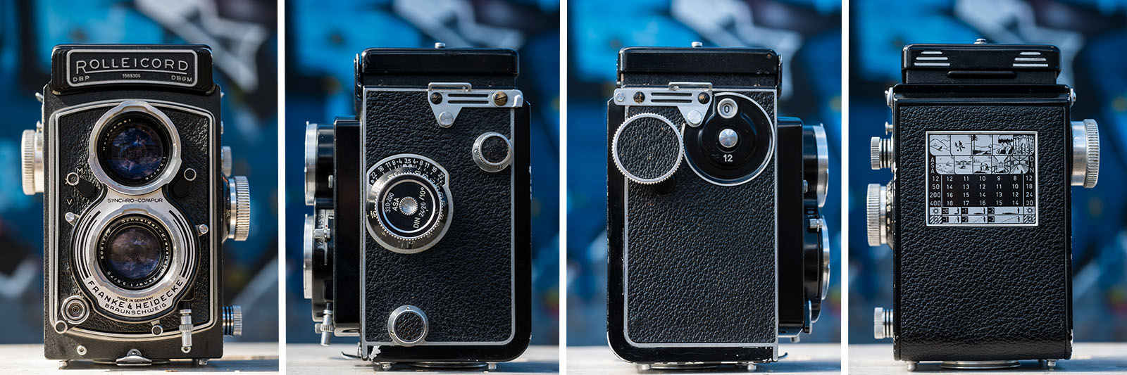 Rolleicord Va Type 1 – The middle twin - Photo Thinking