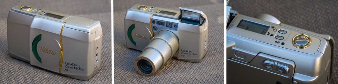 Nikon Lite.Touch 140 Zoom ED AF