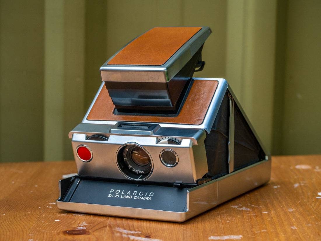 Polaroid SX-70 – Instant engineering