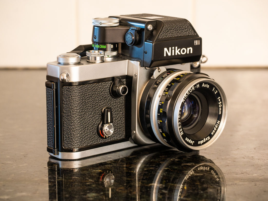 Nikon F2 – Ultimate Legend