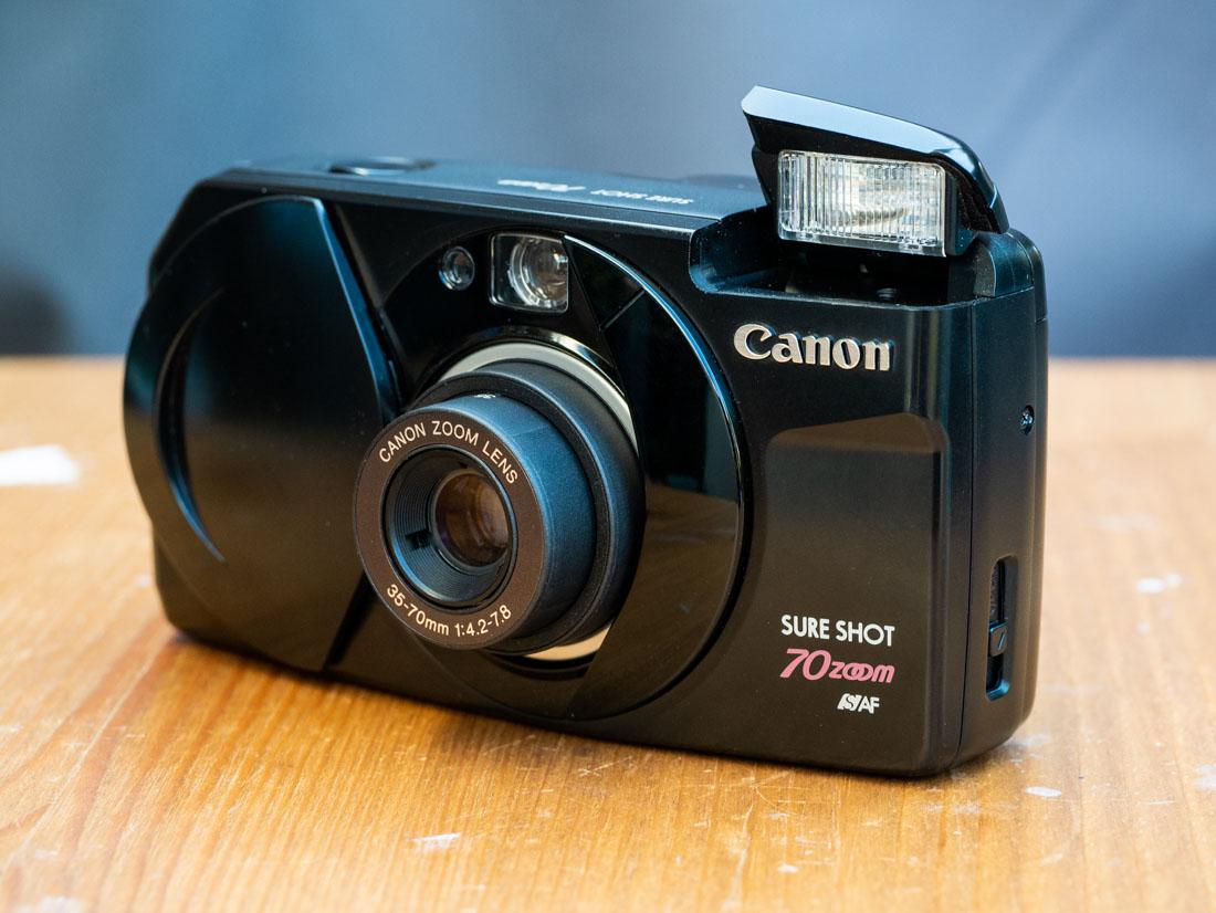Canon Sure Shot 70 Zoom