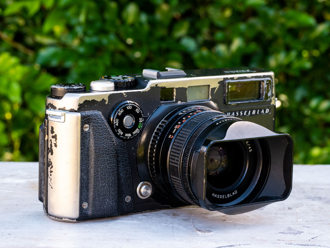 Hasselblad XPan – Xpand the panoramic