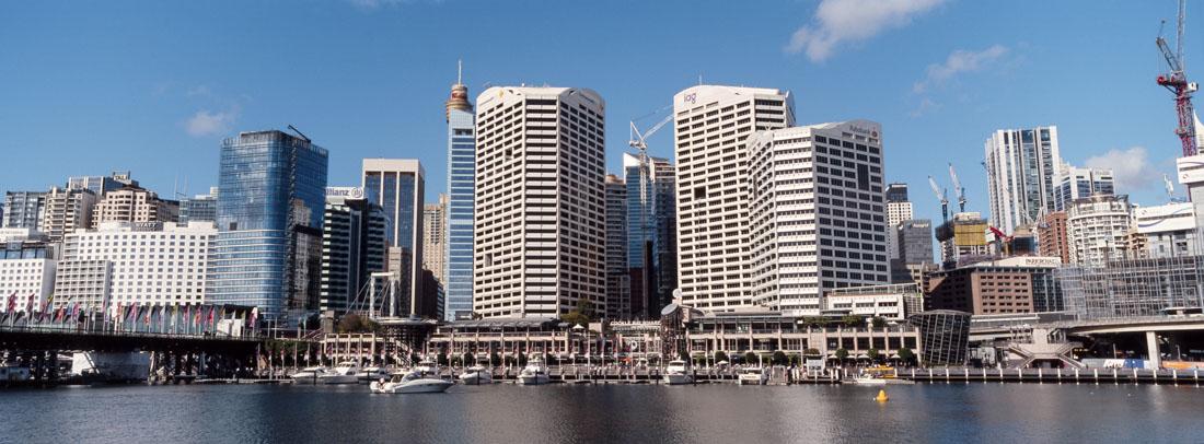 Sydney | Hasselblad XPan, 45mm | Kodak Ektachrome E100