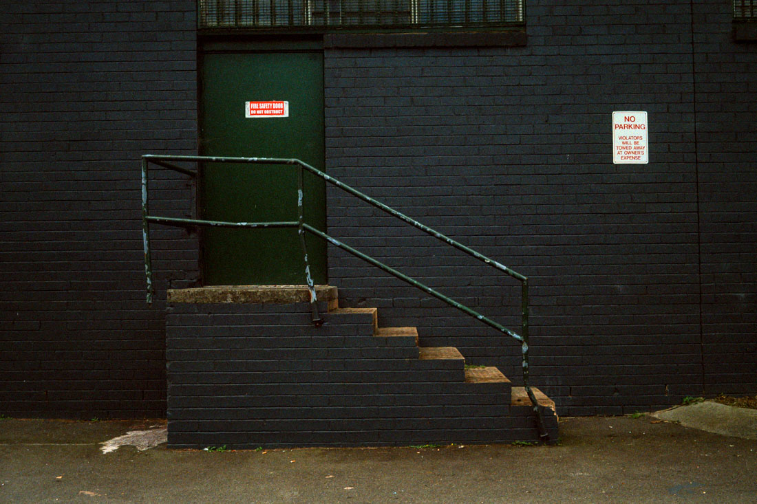 Stairs | Prakti | Kodak Ultramax 400