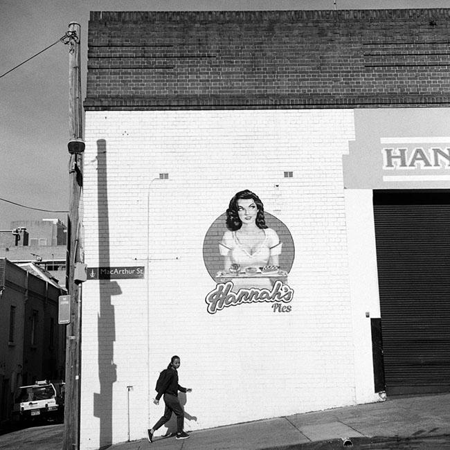 Hanna's Pies | Walzflex | Kodak Tri-X 400