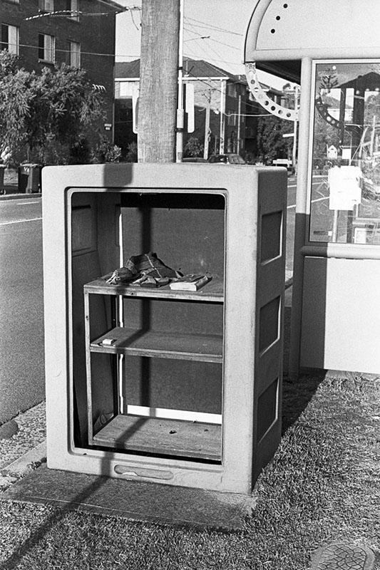 Abandoned cupboard | AGFA Karat 36 | Kodak Tri-X 400