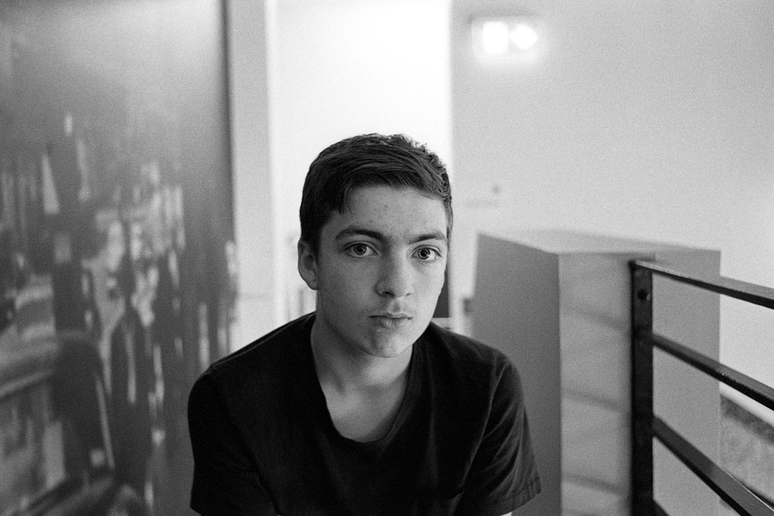 Alec | Nikon F3 | Nikkor 35mm f/2.8 Ai | Ilford HP5 Plus 400 @ EI 800