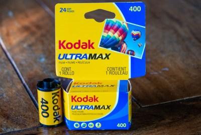 Kodak Ultramax 400