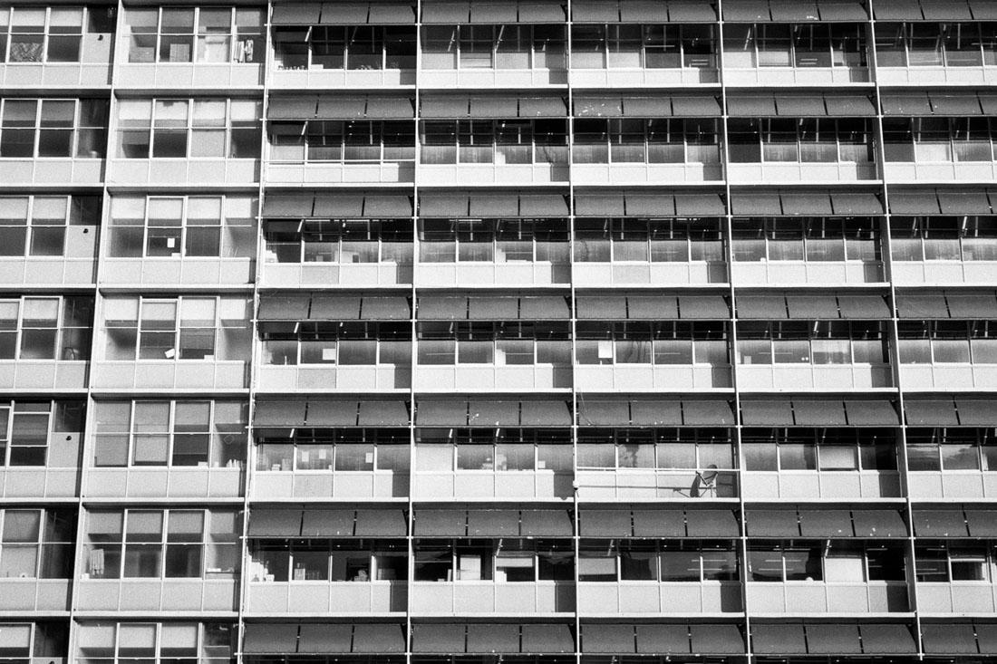 Old office building | Pentax Espio 80V | Oriental Seagull 100