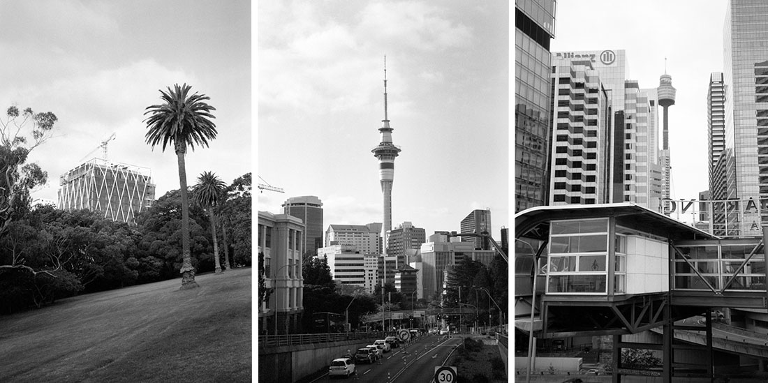 Sights of Auckland and Sydney |Pentax Espio 80V | Oriental Seagull 100