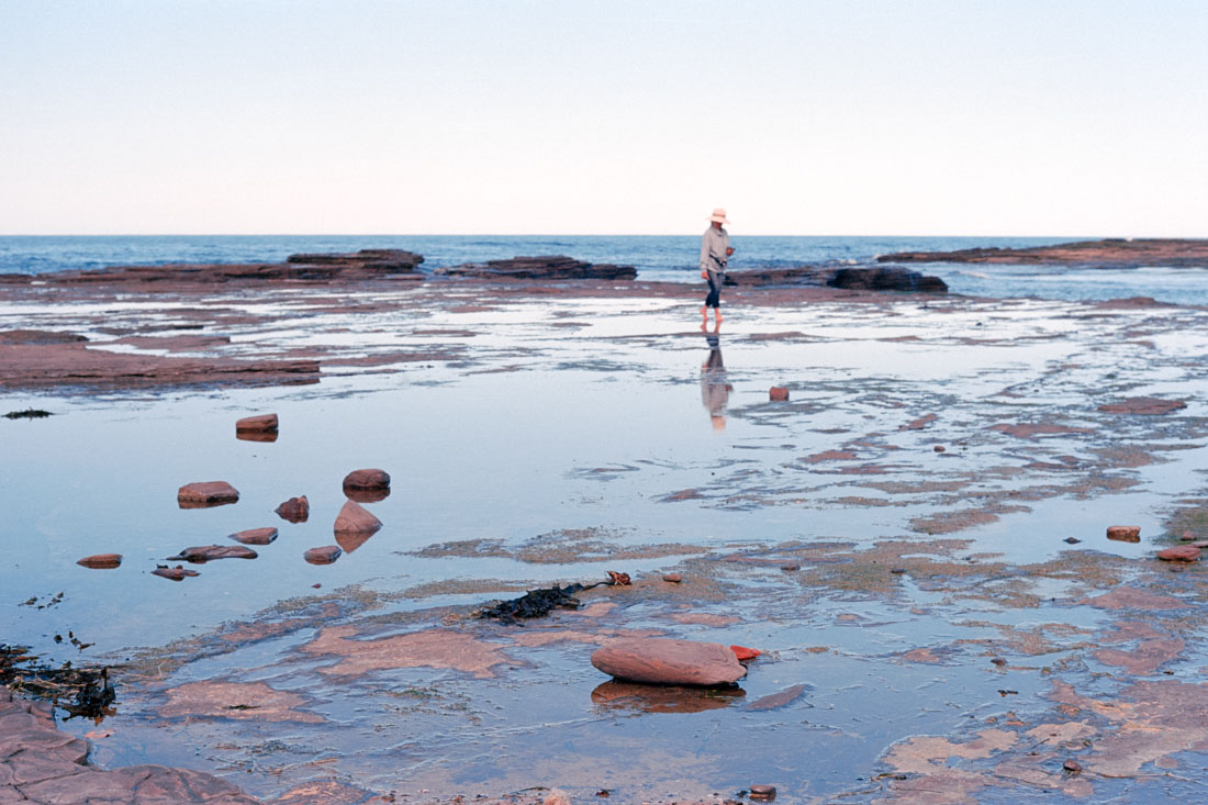 Looking for shells | Pentax Spotmatic SP | Carl Zeiss Jena Pancolar 50mm f/1.8 | Kodak Ektar 100