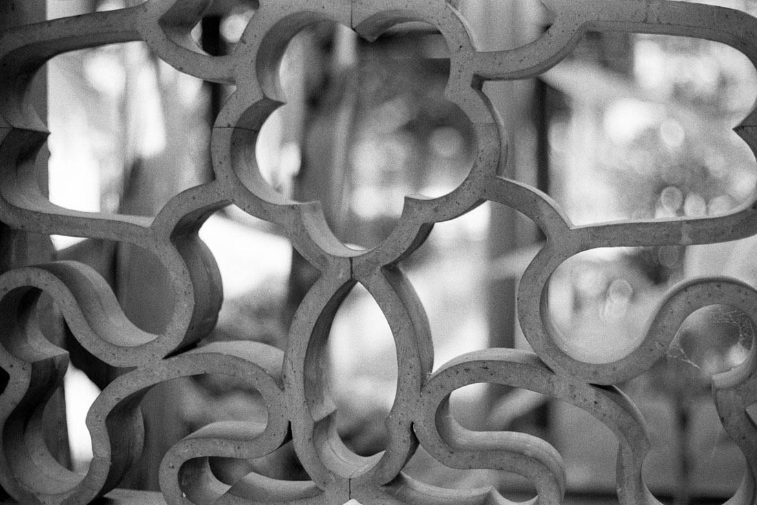 Gate | Pentax Spotmatic SP | Pentax Super-Takumar 35mm f/3.5 | Ilford HP5 Plus