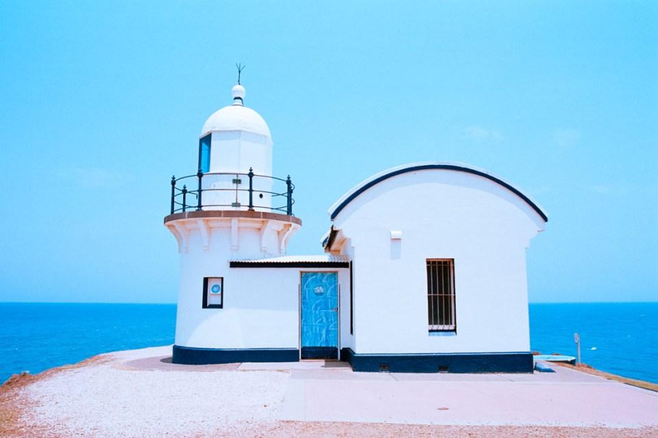 Taking Point Lighthouse | Nikon F100 | Nikkor 28-105 f/3.5-4.5 AF D | Kodak Ektar 100