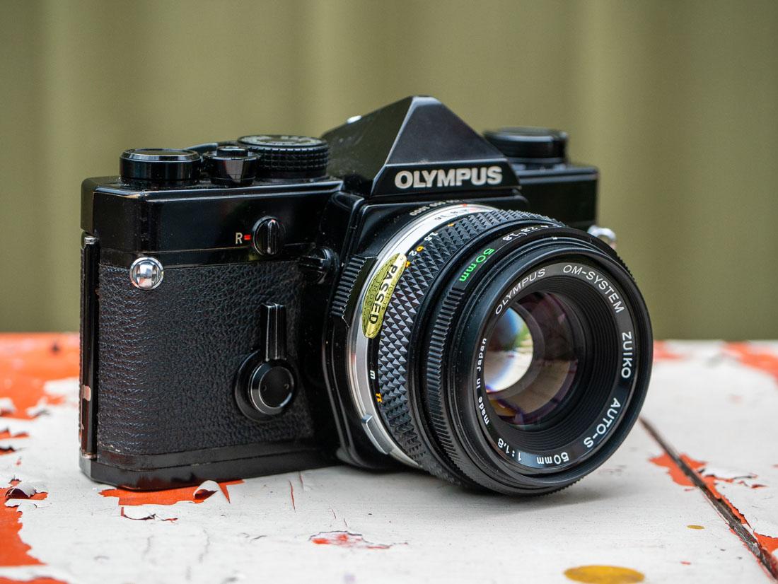 Olympus OM-1n