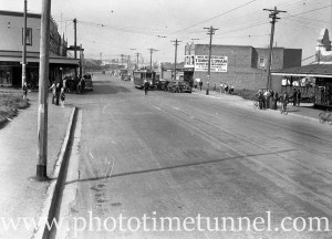 Maitland Road, Mayfield, Newcastle, near the Havelock Street intersection, May 20, 1939. (2)