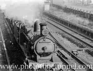 Locomotive 3305. May 30, 1939.
