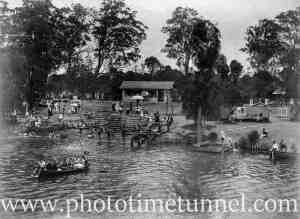 View of Hollywood Pleasure Grounds, Lansvale, Sydney, circa 1928. (3)
