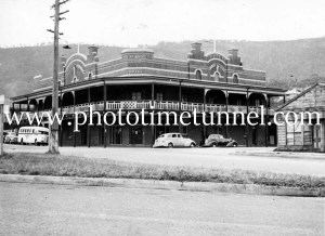 Ryan's Hotel, Thirroul, NSW, circa 1950s.