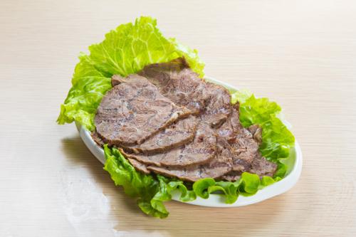 【前菜小食鹵水牛展】印刷級的美食相