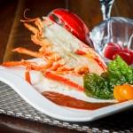 【開邊龍蝦西式海鮮料理】可以下載的食物相