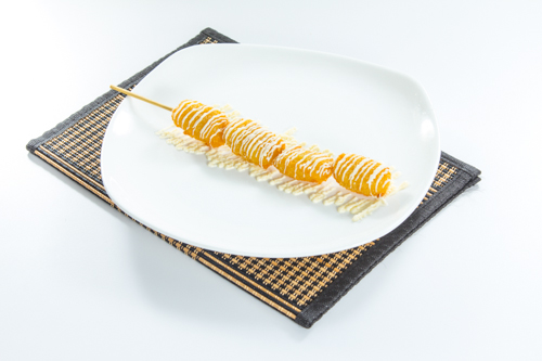 【沙律醬炸雞塊串燒】比自己拍攝更便宜的食物相片方案