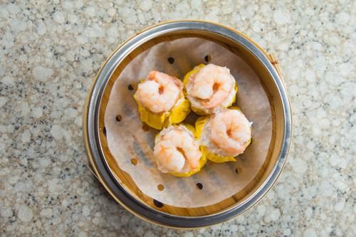 【一籠四隻港式茶樓美味鮮蝦燒賣】的餐飲業界向產品