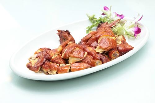 【當紅炸子雞】給餐館的好用素材