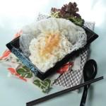【仿真魚翅賽螃蟹炒蛋白】的美饌素材畫像