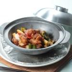【大排檔鑊仔小菜香辣雞煲】的美饌素材畫像