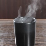 【熱到出煙的熱茶】印刷級的美食相