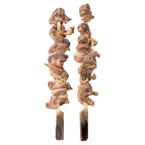 【雞腎串燒 | 直身正面】大量美味而且沒有背景的畫像盡情用