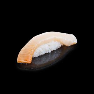 【象拔蚌壽司】飲食業專用退地無背景素材圖像
