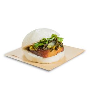 【台灣五花肉包子】你的最佳餐點相片