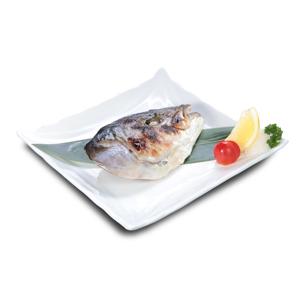 【烤三文魚頭】高質量飯菜餸菜菜色退地去背相片