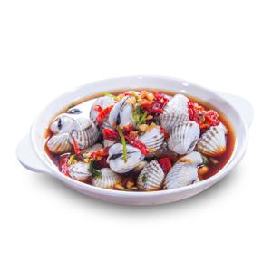 泡椒獅蚶的去背退地食物素材相片