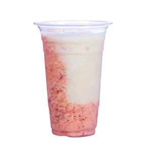 【外賣膠杯裝藍莓香蕉汁】比自己拍攝更便宜而且已經處理好的食物相片方案