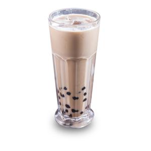 台式珍珠奶茶的去背退地食物素材相片