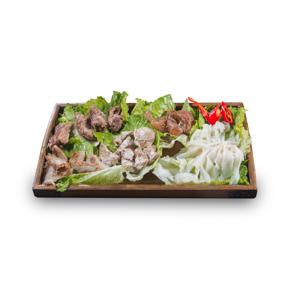 【牛腸拼盤】減省人手唔使自己影食物
