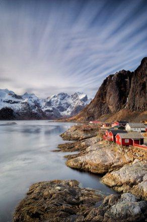 [ h a m n o y ] lofoten archipelago ©serdar ugurlu