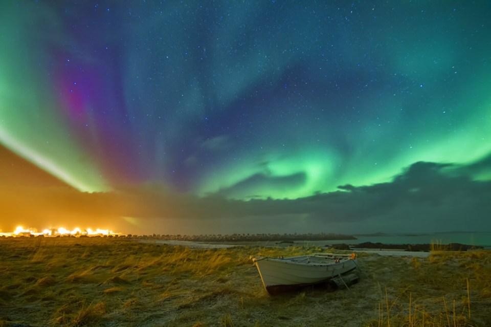 Luminous Light   Eggum   © Evelyn Hatt