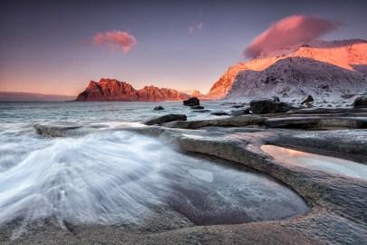 Lofoten - Uttakleiv   © Jens Jassen