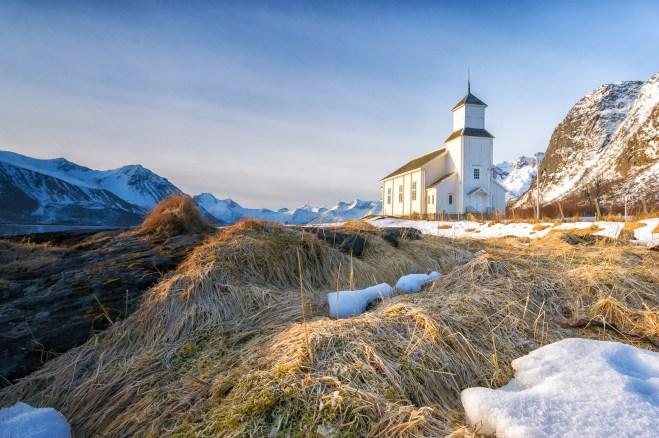 G I M S Ø Y   Lofoten   © Serdar Ugurlu