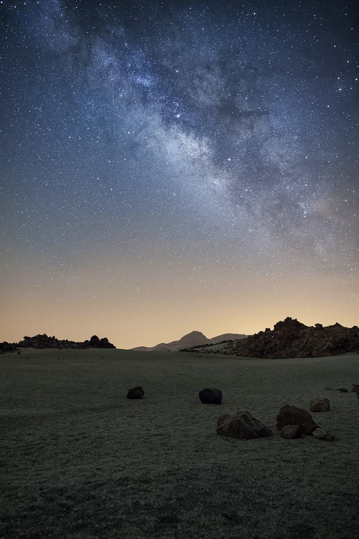 Canadas Caldera Teide