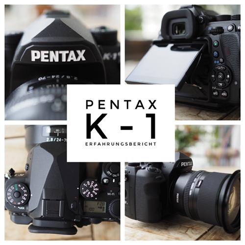 Blog PENTAX K-1 Weg von Nikon hin zu PENTAX