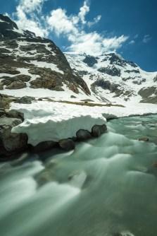 Sustenpass -Schweiz